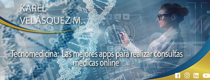 Las mejores apps para realizar consultas médicas online 📚🌎💪👨🔬