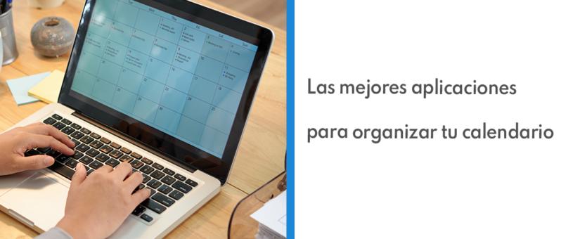 Las mejores aplicaciones para organizar tu calendario 📱📚📅