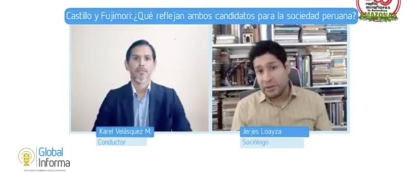 Motivos de la sociedad al votar por  PerúLibre