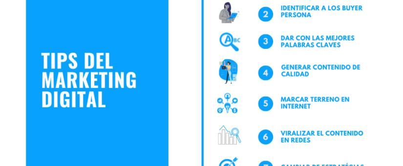 Tips del Marketing Digital